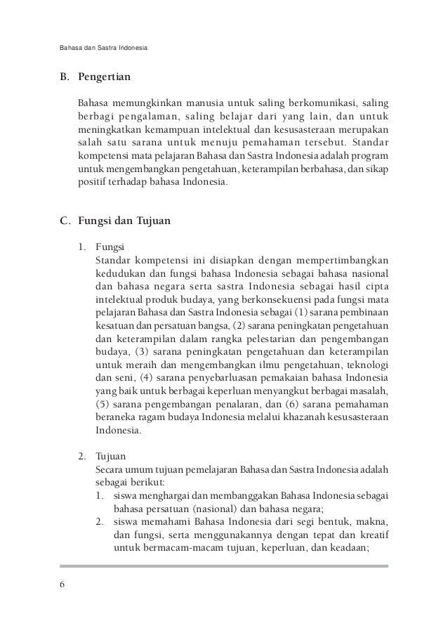 Kbk sma 03. bahasa & sastra indonesia