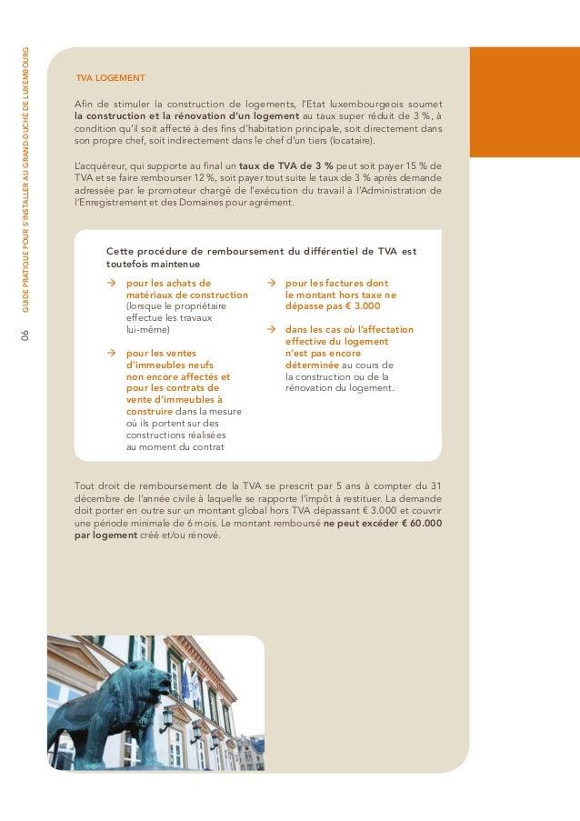guide pratique pour s 39 installer au grand duch de luxembourg. Black Bedroom Furniture Sets. Home Design Ideas