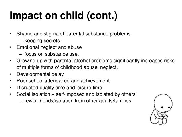 Impact of Child Abuse & Neglect