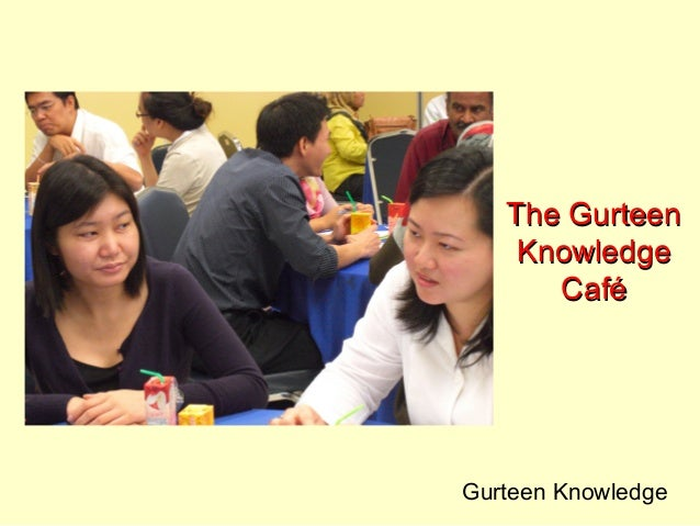 Singapore Knowledge Cafe Workshop November 2010 Slide 2