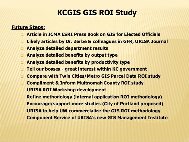 benefits of using gis The benefits of gis are: make better business decisions by mixing regional and location-related information with other company information companies can gain critical.