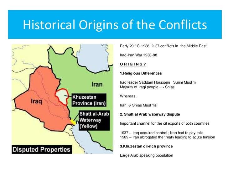 religious conflict in iran