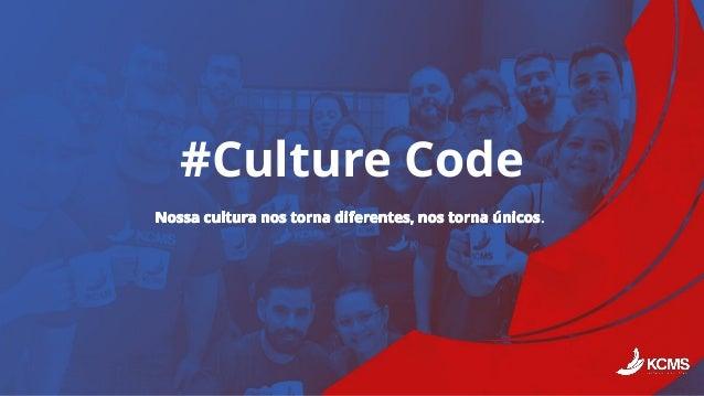 #Culture Code .