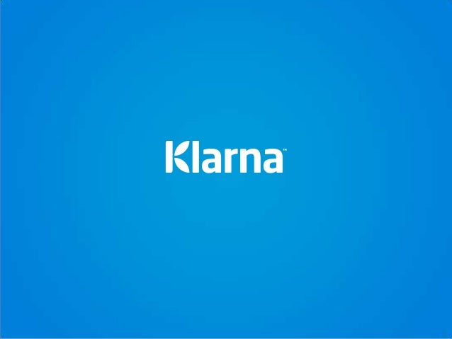 Introducing the game-changing Klarna Checkout