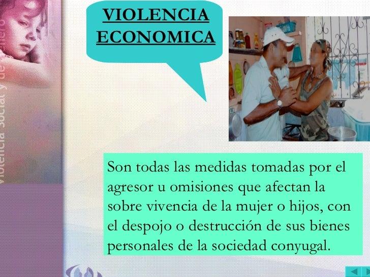 Violencia intrafamiliar for Costruzione domestica economica