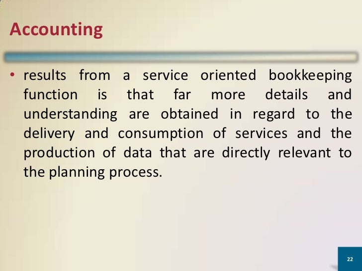 Guidelines on Costing