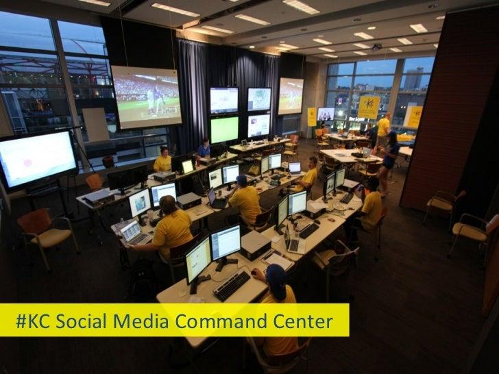 #KC Social Media Command Center