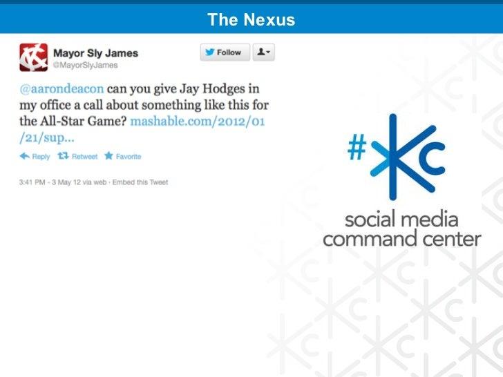 #KC Social Media Command Center - All-Star Game Slide 2