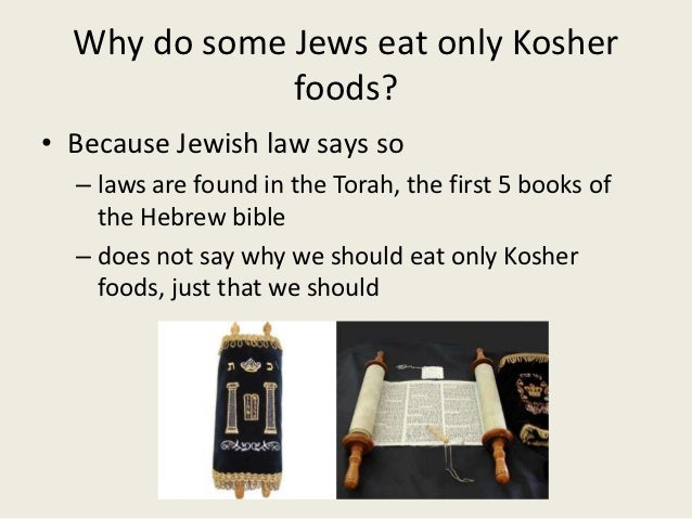 Foods The Bible Says Not To Eat