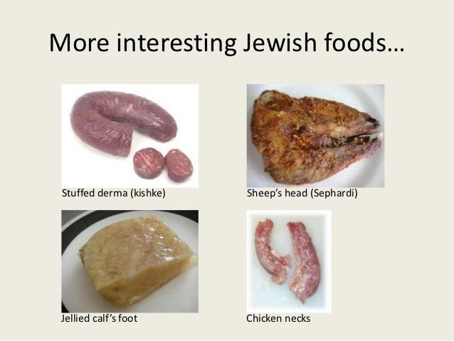Why Do Jewish Eat Kosher Food