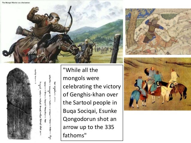 essay about the mongols The mongols had rule the largest land empire in all of history they had rule over land from the eastern most part of china to the as far west.