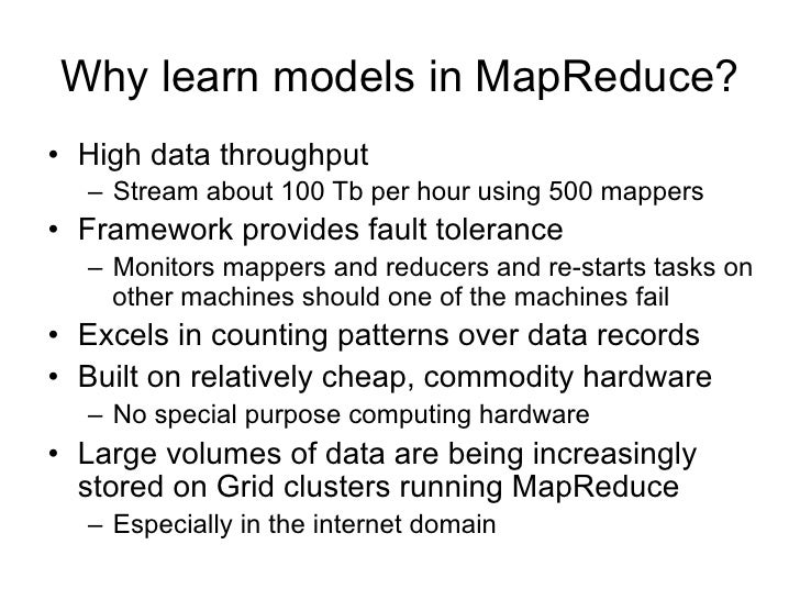 Modeling with Hadoop kdd2011 Slide 3