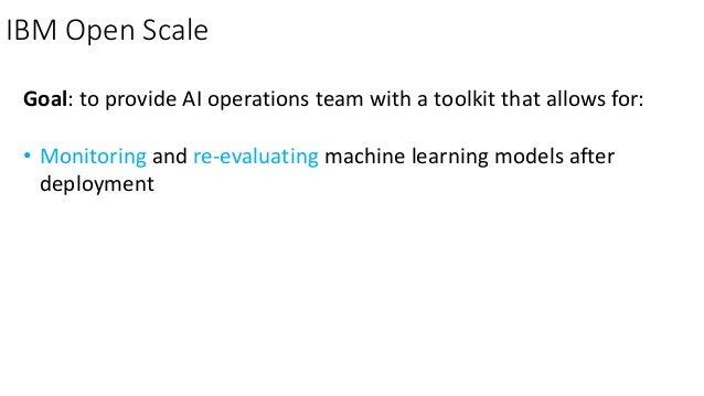 IBM Open Scale
