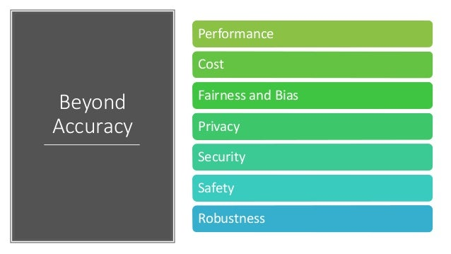 Fairness Privacy Transparency Explainability Related KDD'19 sessions: 1.Tutorial: Explainable AI in Industry (Sun, 1-5pm) ...