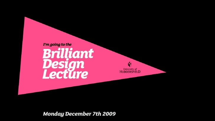 Monday December 7th 2009