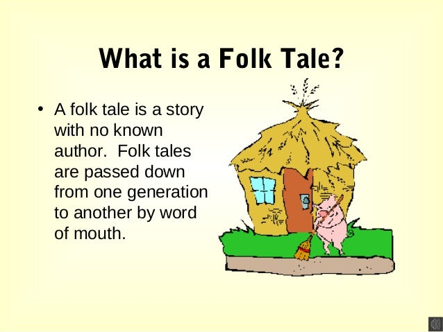 Kid folk lore