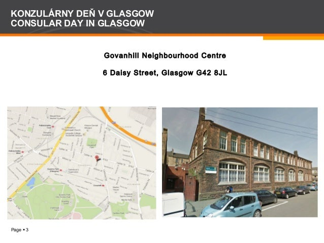 Slovak consular services in glasgow 27 and 28 march 2014 for Consular services