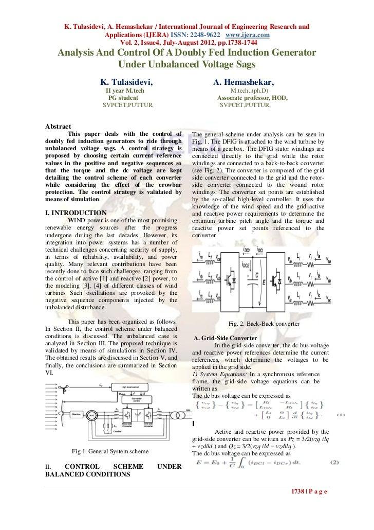 K. Tulasidevi, A. Hemashekar / International Journal of Engineering Research and                     Applications (IJERA) ...