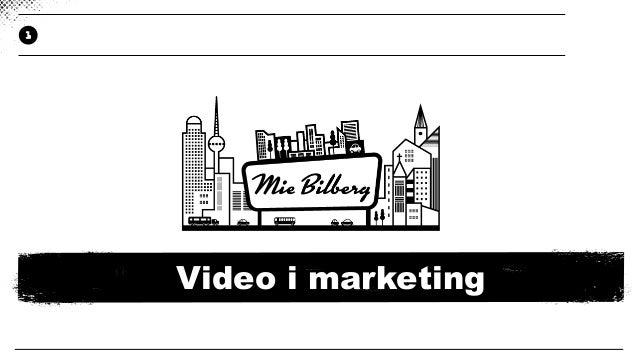 1 Video i marketing