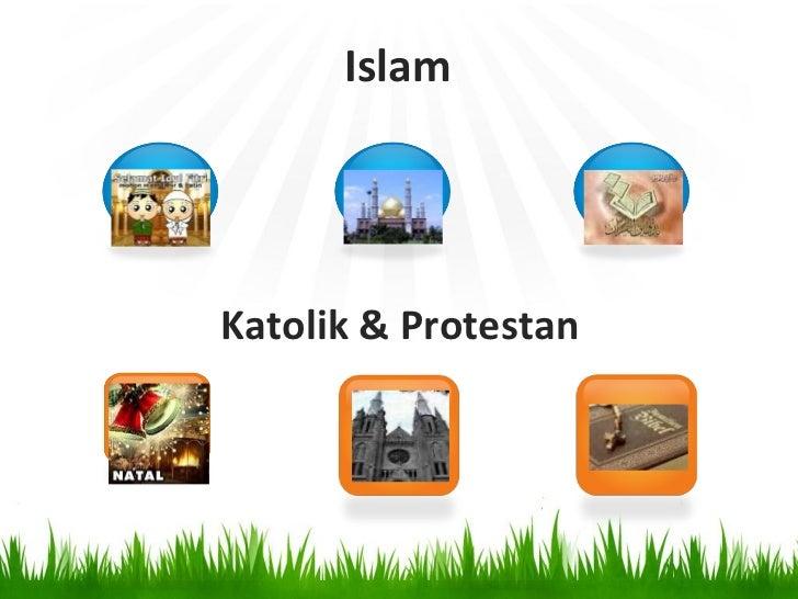 IslamKatolik & Protestan
