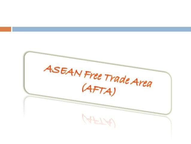 Kebijakan Perdagangan Bebas Asean Community 2015
