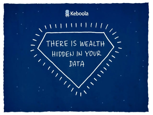 Keboola - Wealth in Your Data