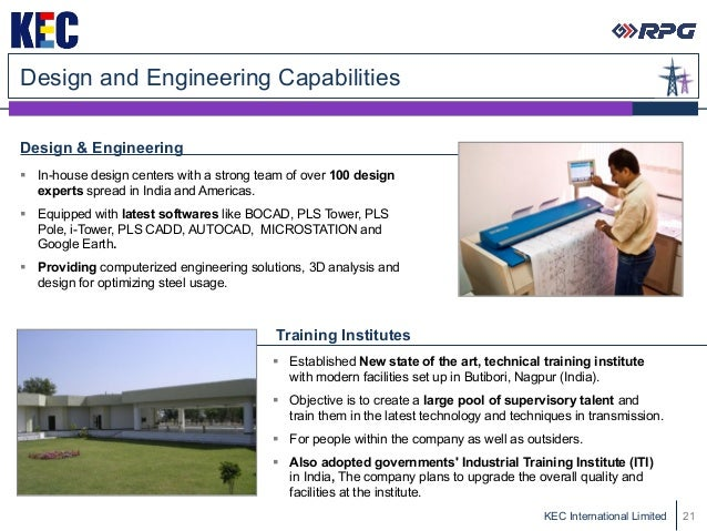 KEC International Corporate Presentation