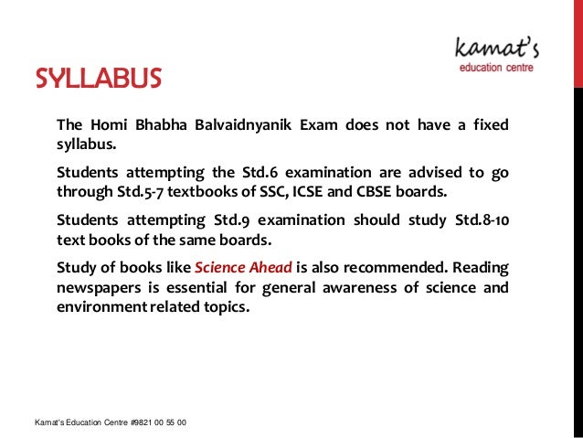 homi bhabha question papers for 6th std pdf
