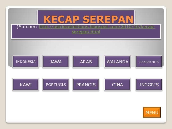 KECAP SEREPAN(Sumber: http://astriecollections.blogspot.com/2010/10/kecap-                         serepan.htmlINDONESIA  ...