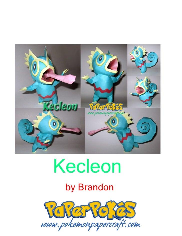 Kecleon  by Brandon