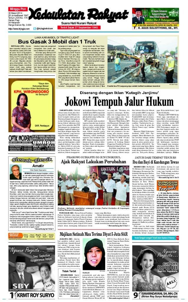 @krjogjadotcomhttp://www.krjogja.com Suara Hati Nurani Rakyat Terbit Sejak 27 September 1945 WONOSARI (KR) - Ketua Dewan P...