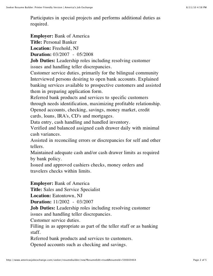 Bank Teller Job Description Resume Doc Www Mittnastaliv Tk Image Titled  Write A Resume For A  Bank Teller Duties For Resume