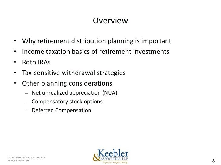 Tax rules for non qualified stock options
