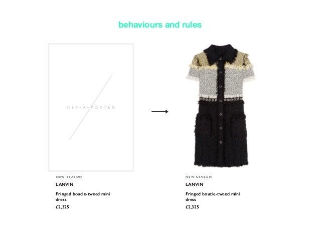N E W S E A S O N LANVIN Fringed boucle-tweed mini dress £2,325 <nap-product-summary>