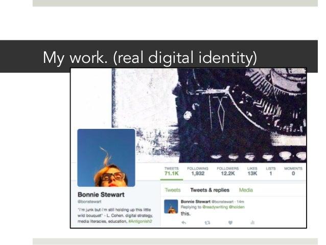 Digital identities & citizenship: Leading in the Open Slide 3