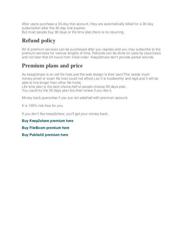 Keep2share premium,k2s cc premium review