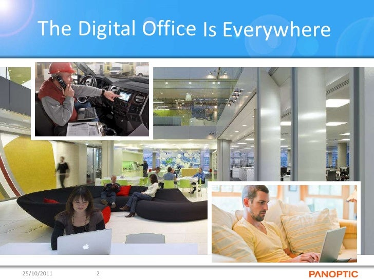 Keeping Your Digital Office Clean Wim Putzeys Panoptic