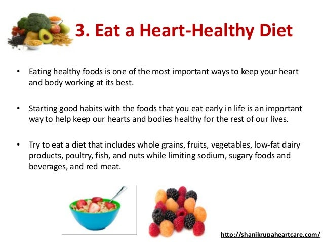 Keeping your heart healthy with shanikrupa heart care 7 3 eat a heart healthy forumfinder Image collections