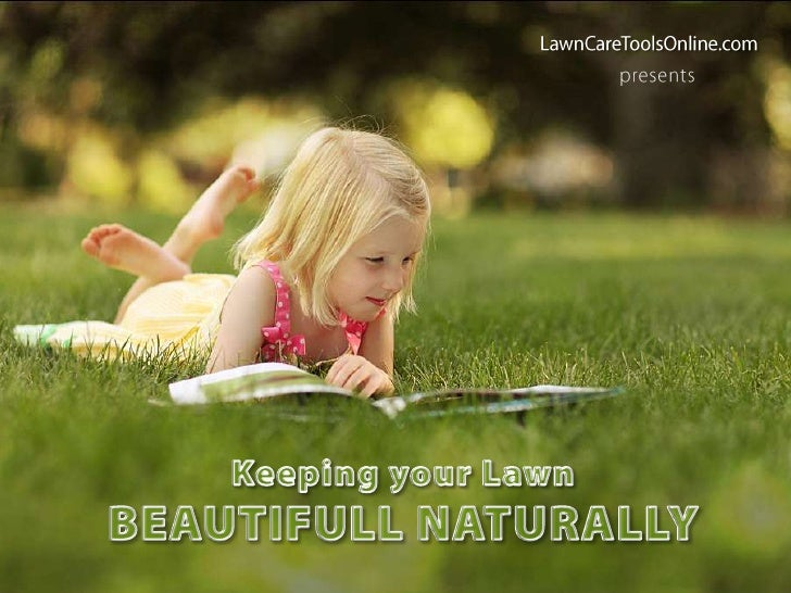 LawnCareToolsOnline.com<br />presents<br />Keeping your Lawn BEAUTIFULL NATURALLY<br />