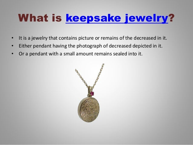 Keepsake jewelry what is keepsake jewelry aloadofball Choice Image