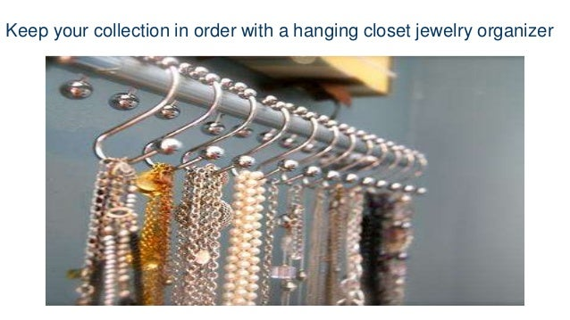 Keep Your Collection In Order With A Hanging Closet Jewelry Organizer  1 638?cbu003d1429872888