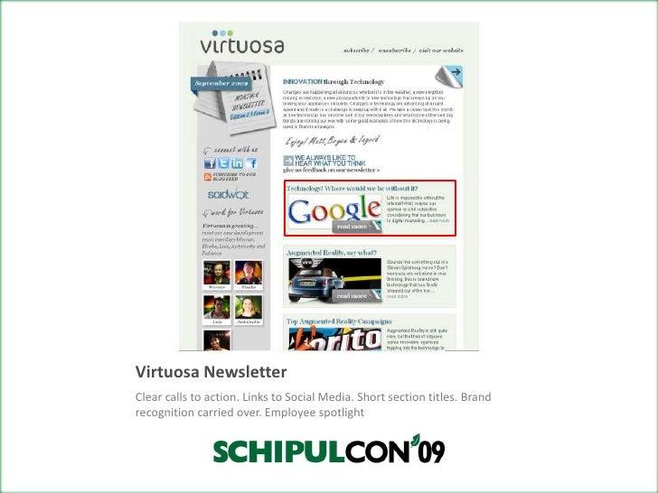 newsletter titles