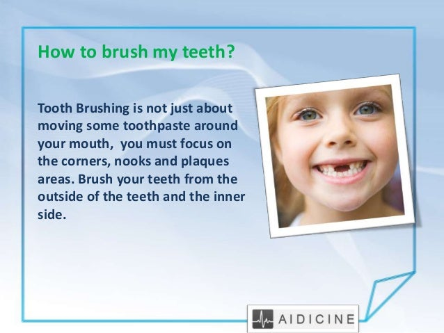 how to thoroughly clean your teeth