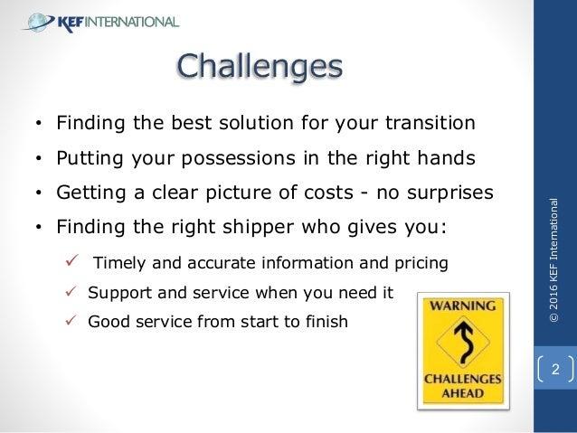 Kef Shipping to Israel Presentation Slide 2