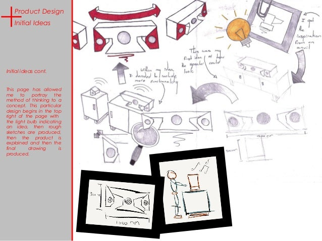 KEF product design powerpoint