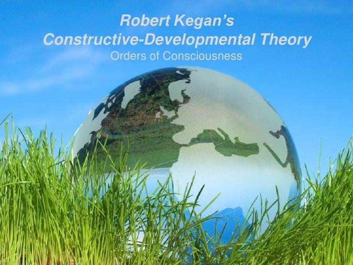 Robert Kegan's<br />Constructive-Developmental Theory<br />Orders of Consciousness<br />