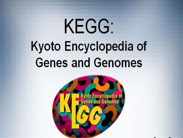 """INTRODUCTION: Kyoto Encyclopedia of Genes and Genomes(KEGG): """"It is a collection of online databases dealing with genomes,..."""