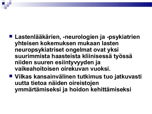 adhd tutkimus Lappeenranta