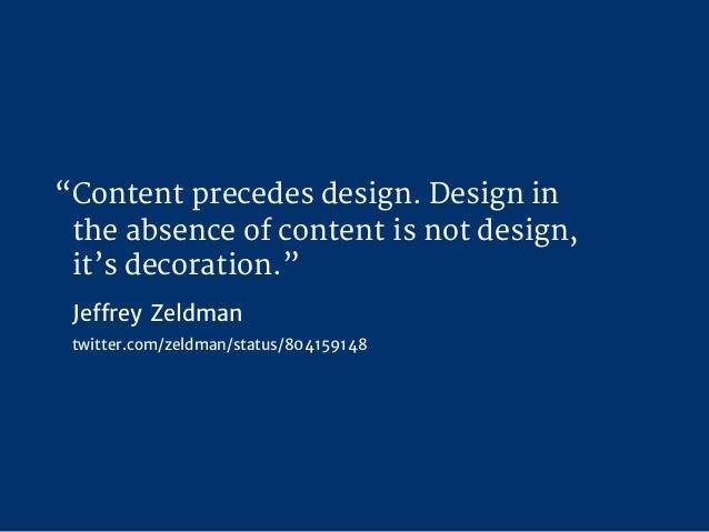Designer  ♥  Content