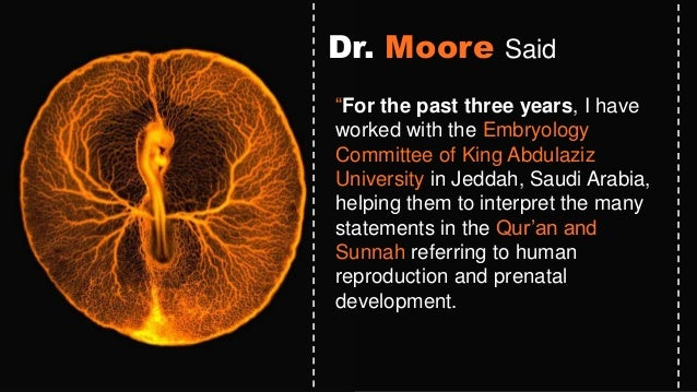 dr keith moore embryology quran pdf